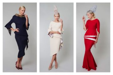 Maire Forkin Irish Fashion Designer 2019