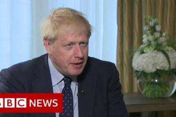Boris Johnson confirms plans for customs checks in Northern Ireland
