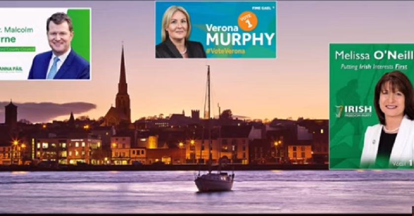 Immigration Raised on the Doorsteps in Wexford by-Election 2019