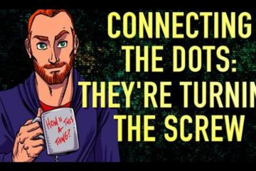 Connecting The Dots: They're Turning the Screw