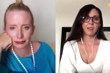 Aisling O'loughlin Interviews Susanne Delaney